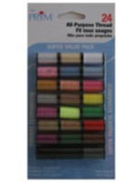All purpose Thread, assorted colours