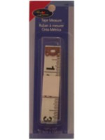 Prym Sewing White Vinyl Tape Measure
