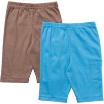 Gerber 2-Pack Pant - Boy Blue 3-9m