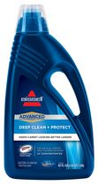 BISSELL ADVANCED Deep Clean & Protect Formula 62 oz