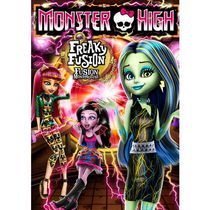 Monster High: Freaky Fusion (Bilingual)