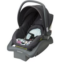 Cosco Juvenile Light'N Comfy Elephant Puzzle Infant Car Seat