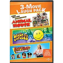 3 Movie Laugh Pack: National Lampoon's Animal House / Dazed And Confused / Fast Times At Ridgemont High
