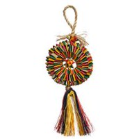 Rosewood Pet Woven Wonders Tyre Shredder Pet Bird Toy