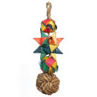 Rosewood Pet Woven Wonders Comet Small/Medium Pet Bird Toy