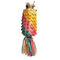 Rosewood Pet Woven Wonders Rainbow Pinata Medium/Large Pet Bird Toy