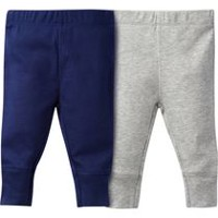 Gerber Childrenswear Newborn Boys' Pant Set - Pack of 2 Newborn