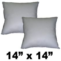 Hometex Square Polyester Fill Pillow Form