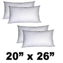 Hometex Polyester Filled Sleeping Pillow Insert