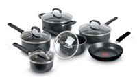 T-fal Opticook 11-Piece Non-Stick Cookware Set