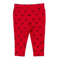 George Infant Girls' Stretch Knit Jeggings Red 6-12 months