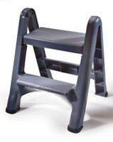 Newell Rubbermaid Folding 2 Step stepstool