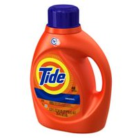 Tide High Efficiency Turbo Clean Original Scent Liquid Laundry Detergent