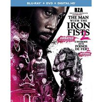 The Man With The Iron Fists 2 (Unrated) (Blu-ray + DVD + Digital HD) (Bilingual)