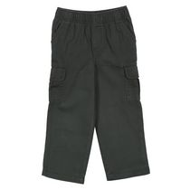 George Boys' Cargo Pant Gray 7/8