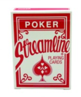 Streamline Poker Playing Cards