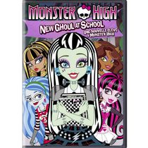Monster High: New Ghoul At School (Bilingual)