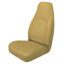 Leather Tan Hb1 Seat Cover
