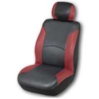 Masque Red Racing Seat Cover
