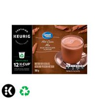 Mélange pour chocolat chaud Great Value, saveur de chocolat au lait