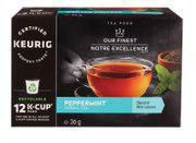 Our Finest Peppermint Herbal Tea K-Cup Pods