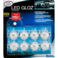 Led Gloz - White