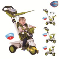 Smart Trike Dream 4-en-1 Tricycle