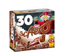 NESTLÉ SCAERO® Mini Milk Chocolate Bars