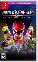 Jeu vidéo Power Rangers: Battle for the Grid Collector's Edition pour (Nintendo Switch)