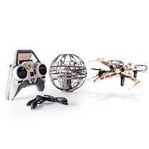 Star Wars Air Hogs Rebel Assault X-Wing VS Death Star Remote Controlled Drones
