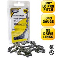LASER Saw Chain 3/8LP-043 55 Drive Links