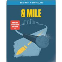 8 Mile (Limited Edition) (Steelbook)  (Blu-ray + Digital HD)
