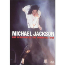 Michael Jackson - Live In Bucharest: The Dangerous Tour (Music DVD)