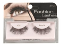 Fashion Lashes # 105 noirs d'Ardell