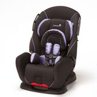 Safety 1st Alpha Omega 3 in 1 Car Seat Purple
