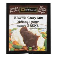 Mayacamas Gluten Free Vegetarian Brown Gravy Mix