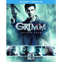 Grimm: Season Four (Blu-ray + Digital HD)