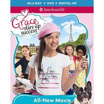 An American Girl: Grace Stirs Up Success (Blu-ray + DVD + Digital HD)