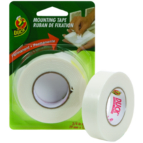 Duck Brand Permanent Double Sided Foam Mounting Tape