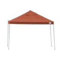 10 ft. x 10 ft. Pro Pop-up Canopy Straight Leg Terracotta Cover