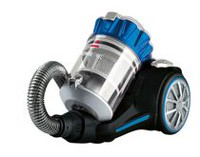 BISSELL PowerForce Multi-Cyclonic Canister Vacuum