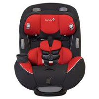 Safety 1st Grow and Go Sport Chili Pepper 3-in-1 Convertible Baby Car Seat