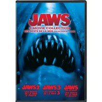 Jaws 3-Movie Collection: Jaws 2 / Jaws 3 / Jaws: The Revenge (Bilingual)