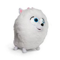 Peluche Gidget parlante Comme des bêtes « The Secret Life of Pets »