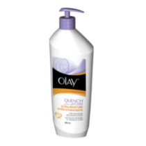 Olay Quench Ultra Moisture Shea Butter and Vitamins E & B3 Body Lotion