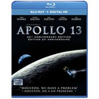 Apollo 13: 20th Anniversary Edition (Blu-ray + Digital HD) (Bilingual)