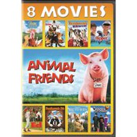 Animal Friends: 8 Movie Collection