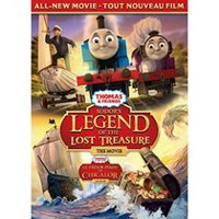 Thomas & Friends: Sodor's Legend Of The Lost Treasure - The Movie (Bilingual)