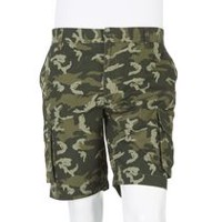 George Men's Camo Cargo Shorts 46