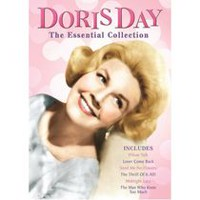Doris Day: The Essential Collection - Pillow Talk / Lover Come Back / Send Me No Flowers / The Thrill of it All! / Midnight Lace / The Man Who Knew Too Much